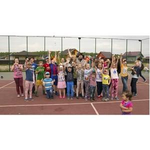 В посёлке «Сосновый Аромат» прошёл первый в сезоне семейный тематический праздник