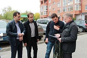 ОНФ рекомендует мэру Томска лучше следить за дорогами в своем городе
