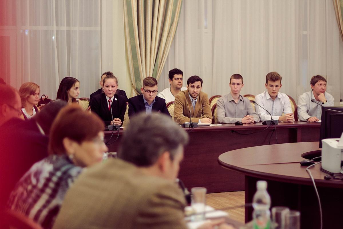 Студенты РАНХиГС успешно прошли отбор в новый созыв Молодёжной Администрации города Дзержинска