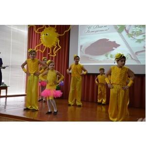 Сотрудники Тамбовэнерго поздравили с Новым годом воспитанников подшефной школы-интерната
