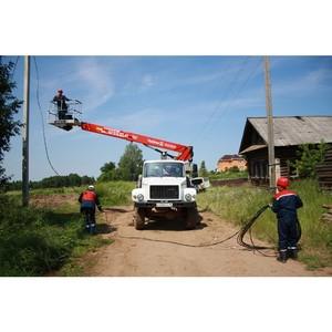 Удмуртэнерго повышает надежность электроснабжения  потребителей Вавожского района Удмуртии