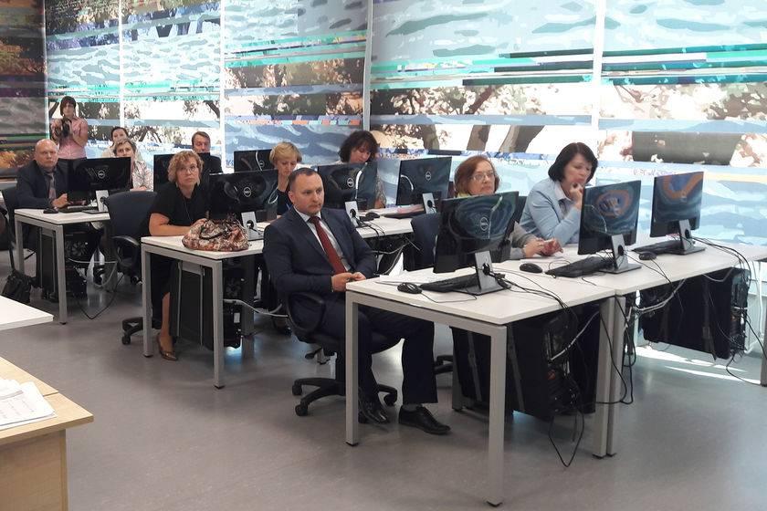 Обсуждение инвестиционного климата в регионе