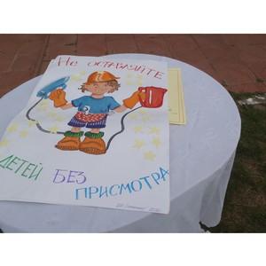 «Владимирэнерго» продолжает  реализацию программы по предупреждению электротравматизма.