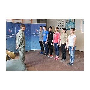 Активисты ОНФ в Белгородской области поддержали проект по патриотическому воспитанию волонтёров