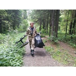 ОНФ в Коми призвал власти Сыктывкара усилить контроль за общественным порядком в зеленой зоне
