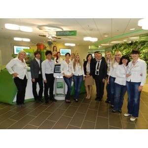 «Джинсовая» команда Дальневосточного банка Сбербанка России работает на международном уровне