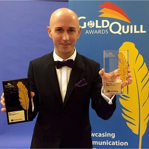 Pro-Vision Communications �������� ������� IABC 2016 Gold Quill