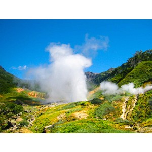 Экскурсия в Долину Гейзеров c «Камчатка путешествие»