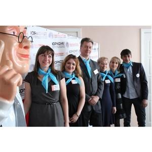 Команда «ЮКАС-Холдинга» вошла в тройку лидеров конкурса «Лучший юрист Барнаула - 2016»