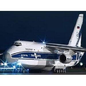 «Волга-Днепр» выполнила первую перевозку для научной организации Саудовской Аравии