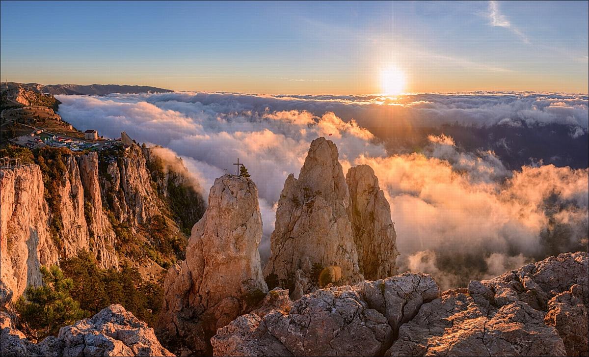 6 самых известных пещер Крыма