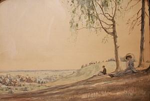 Выставка «Отражение. Графика и живопись русского символизма» в Библиотеке им. А.П.Боголюбова