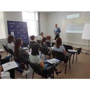 Банк Уралсиб в Кургане выступил партнером семинара «Налоги в экспортной деятельности»