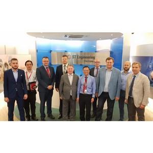 ЂЎвабеї посетил один из крупнейших промышленных концернов в јзии