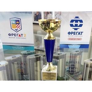 """Бренд """"Фрегат-2"""" стал победителем ежегодной премии """"Торговая марка года"""""""