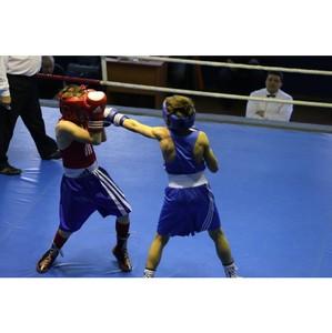 Сотрудники «Аки-Отыр» приняли участие в организации второго открытого турнира по боксу