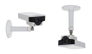 Компактные IP камеры AXIS M1143-L и M1144-L для круглосуточного видеонаблюдения
