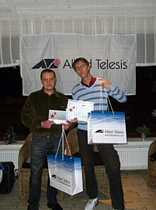 ��������� � ������������� ������� �Insotel - 2 STAR Partner Allied Telesis 2013�