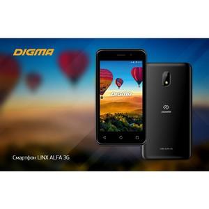 Смартфон Digma Linx Alfa 3G: компактность и технологичность