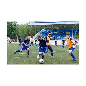 Итоги футбольного турнира на приз памяти Ю.А. Гагарина.