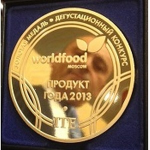 "Ђ""ещины рецептыї удостоились золотой медали на World Food 2013"