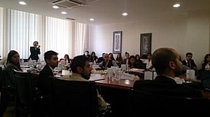 Москва и Ереван: развитие сотрудничества в сфере молодежной политики