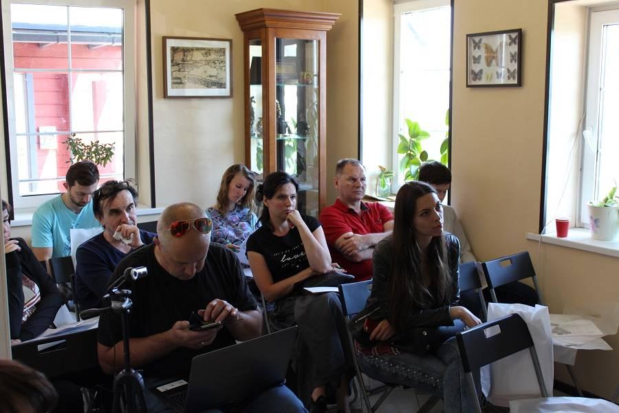 Генеральный директор HelixPRO выступил на обучающем семинаре «Малоэтажной страны»