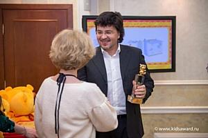 Мебель Polini отмечена Национальной премией детской индустрии «Золотой медвежонок»