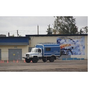 В Рязаньэнерго состоялись соревнования профмастерства водителей