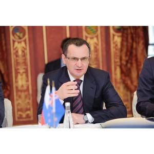 Интервью министра сельского хозяйства России Николая Фёдорова