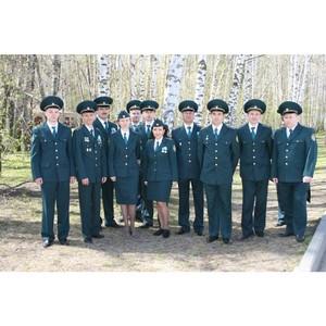 Томскому таможенному посту исполнилось 15 лет