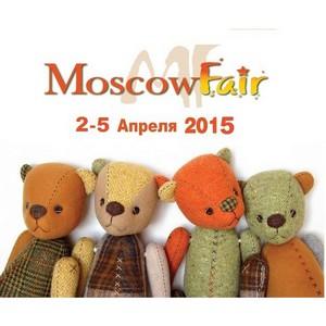 Moscow Fair 2015. Куклы, мишки Тедди и уникальный учебный проект!