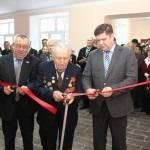 Позитроника помогла ветеранам обрести свой дом