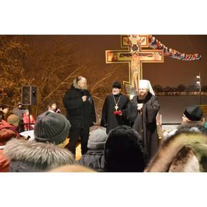 Пензенцы приглашаются на праздник Крещения Господня