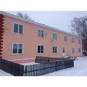 Томские активисты ОНФ добились реакции на строительные недоделки в многоквартирном доме, построенном для детей-сирот в Шегарском районе