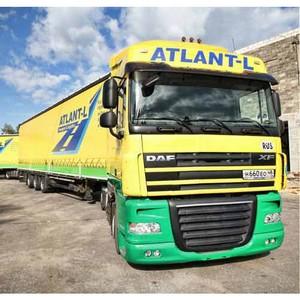 Внедрение GPS-мониторинга в транспортную компании «Атлант Л»