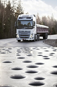 Суровые испытания качества нового Volvo FH