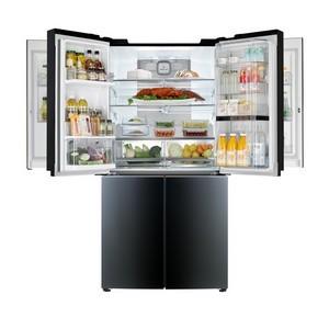 В рамках выставки CES 2015 компания LG представит первый холодильник повышенной емкости