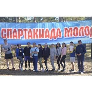 Студенты РАНХиГС приняли участие в церемонии открытия 6 городской спартакиады молодежи