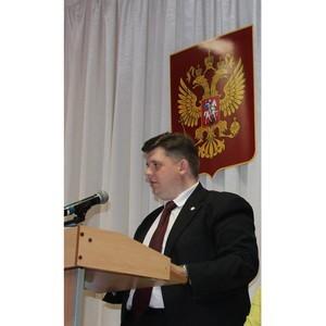 Активисты ОНФ Мордовии презентовали проект «Генеральная уборка» в Торбеевском районе
