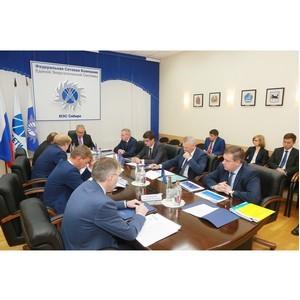А. Муров отметил перевыполнение плана работ по подготовке к осенне-зимнему периоду в МЭС Сибири