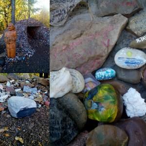 Метеорит, святые камни и окаменелости: в Перми отрылась Сейда желаний