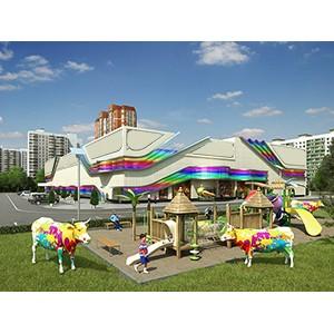 Компания Imagine Estate откроет торговый центр «Акварель Южная» на юге Москвы