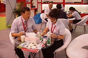 Business-Inform на выставке RemaxAsia Expo 2013