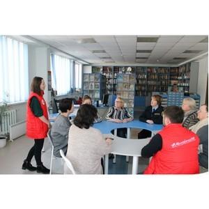 Команда «Молодежки ОНФ» в  Башкортостане провела урок компьютерной грамотности для пенсионеров