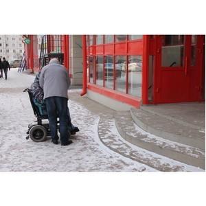 Активисты ОНФ проверили частные медицинские клиники в Абакане на предмет доступности для инвалидов