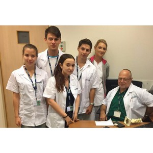 Студенты КФУ стажируются в крупнейшем медицинском центре Израиля