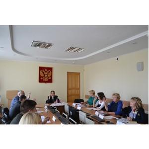 Члены Общественного совета при Управлении Росреестра  избрали председателя и обсудили проблемы
