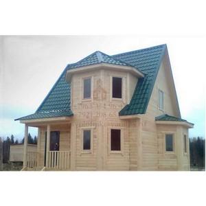 Скидки апреля на строительство домов из профилированного бруса. Спешите сделать заказ.