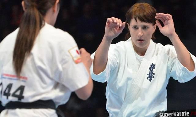 Сотрудник РАНХиГС Кряжева Ирина завоевала серебро чемпионата России по киокушинкай каратэ